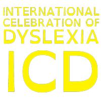 International Celebration of Dyslexia Logo